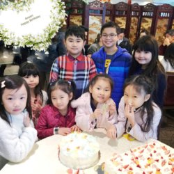 Anson's Birthday Party