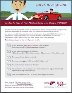 NAFLD Risk Quiz