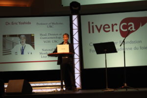2015 LIVERight Forum - Vancouver - Dr. Yoshida